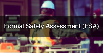 Formal Safety Assessment (FSA) –  Guidelines for use in IMO Rule Making Process